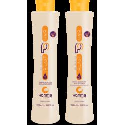Набор Honma Plast Hair Bixyplastia 2x200 мл