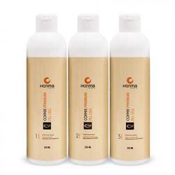 Набор Honma Coffee Premium All Liss 3x250 мл
